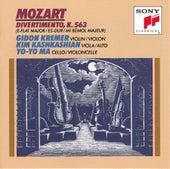 Mozart: Divertimento, K.563 by Gidon Kremer