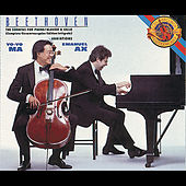 Beethoven: Complete Cello Sonatas by Yo-Yo Ma