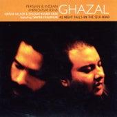 As Night Falls On The Silk Road by Ghazal