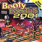 Booty Essentials 2001 by Various Artists
