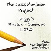 11-07-01 - Ziggy's - Winston-Salem, NC by The Jazz Mandolin Project