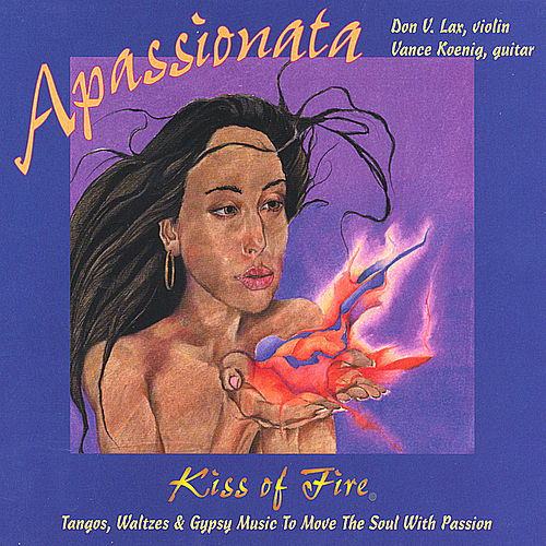 Kiss of Fire by Apassionata