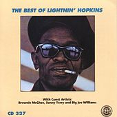 The Best of Lightnin' Hopkins by Lightnin' Hopkins