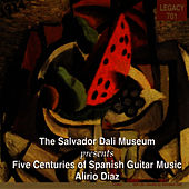 Five Centuries Of Spanish Guitar Music by Alirio Diaz