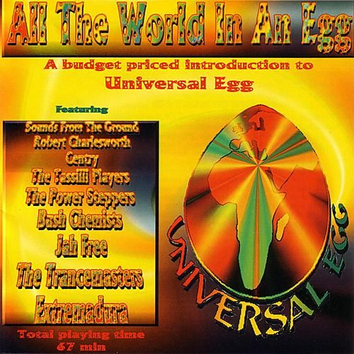 All The World In An Egg by Various Artists