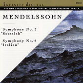Scottish and Italian Symphonies by Felix Mendelssohn