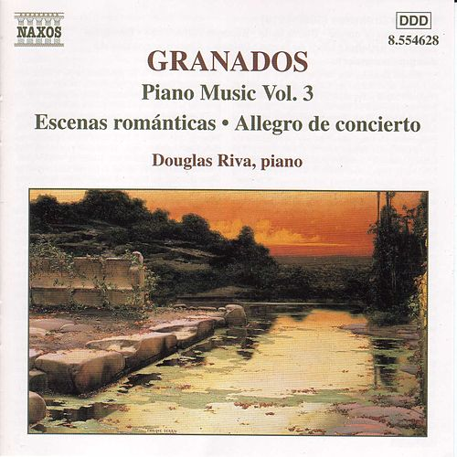 Piano Music Vol. 3 by Enrique Granados