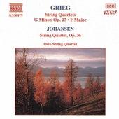 String Quartets by Edvard Grieg
