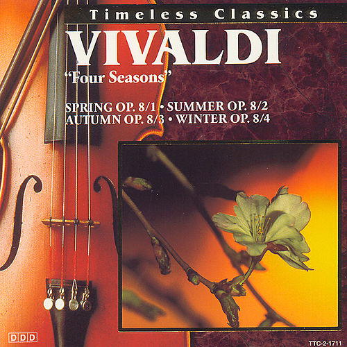 Vivaldi 'Four Seasons' by Antonio Vivaldi