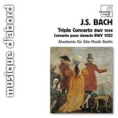 J.S. Bach: Triple Concerto, BWV 1044 by Various Artists