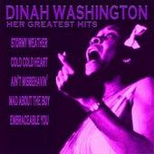 Dinah Washington Her Greatest Hits by Dinah Washington