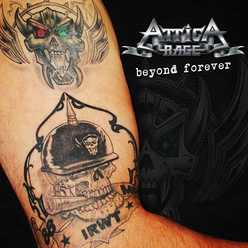 Beyond Forever by Attica Rage