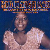 Red Match Box by The Lafayette Afro-Rock Band