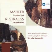 Mahler: Symphony No. 6; R. Strauss: Ein Heldenleben by New Philharmonia Orchestra