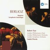 Grandes Messe des Morts/ Symphonie Fantastique - Berlioz by Andre Previn