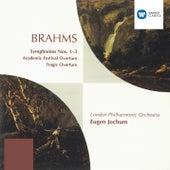 Brahms: Symphonies Nos. 1-3 & Overtures by London Philharmonic Orchestra