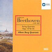 Beethoven: String Quartet Nos 12 & 16 by Alban Berg Quartet