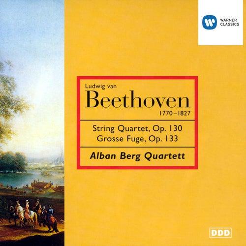 Beethoven: String Quartet No 13 by Alban Berg Quartet