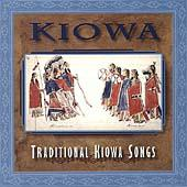 Kiowa: Traditional Kiowa Songs by Koomsa Tribal Singers