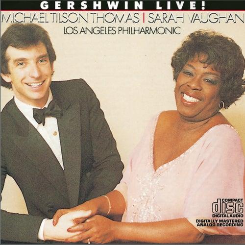 Gershwin Live! by Sarah Vaughan