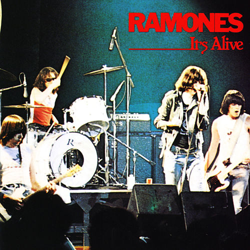 It's Alive by The Ramones