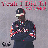 Yeah I Did IT by Evidence (from Dilated Peoples)