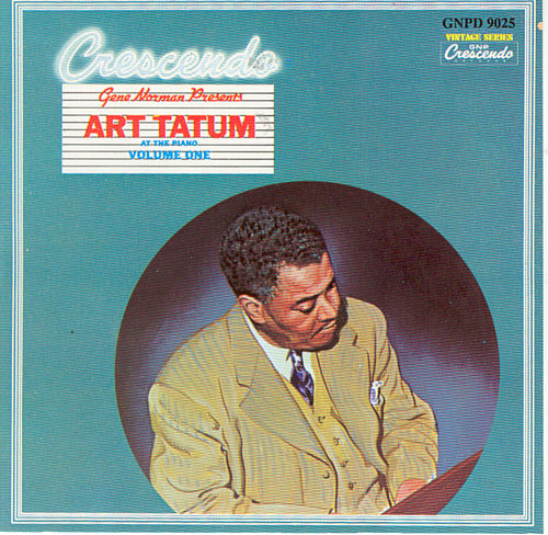 At The Piano by Art Tatum