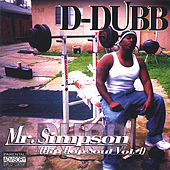 Mr. Simpson: Hip Hop Soul Vol. 1 by D Dubb
