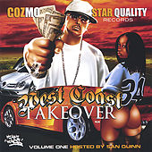 West Coast Takeover by Various Artists