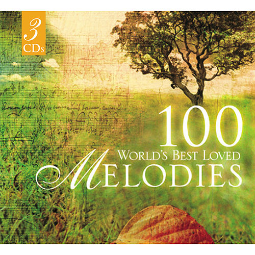 100 World's  Best Loved Melodies  by Various Artists