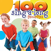 100 Sing-A-Long Favorites  by The Countdown Kids