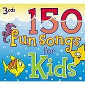 150 Fun Songs For Kids  by The Countdown Kids