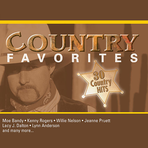 Country Favorites - 30 Country Hits by Various Artists