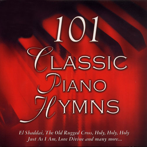 101 Classic Piano Hymns by Steven Anderson