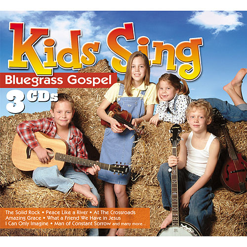 Kids Sing Bluegrass Gospel by The Countdown Kids