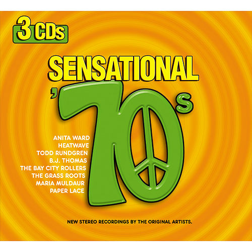 Sensational 70s by Various Artists