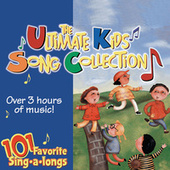 The Ultimate Kids Song Collection - 101 Favorite Sing-a-longs by The Countdown Kids