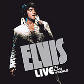 Live In Las Vegas by Elvis Presley