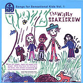 Songs for Sensational Kids Vol. 1: The Wiggly Scarecrow by Coles Whalen