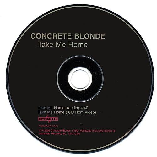 'Take Me Home' video by Concrete Blonde