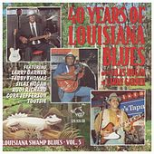 Louisiana Swamp Blues, Vol. 5 by Various Artists