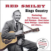 Sings Country by Red Smiley & The Bluegrass...