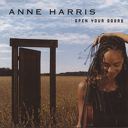 Open Your Doors by Anne Harris