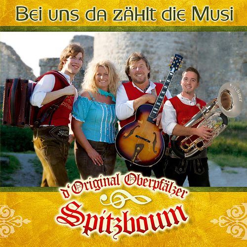 Bei uns da zählt die Musi by D'original Oberpfälzer Spitzboum