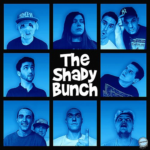 The Shady Bunch by Various Artists
