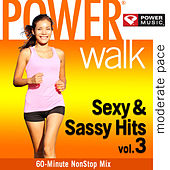 Shape Walk - Sexy & Sassy Vol. 3 (60 Min Non-Stop Workout Mix Moderate Pace [130 BPM]) by Various Artists