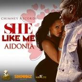 She Like Me - Single by Aidonia