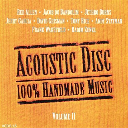 100% Handmade Music: Volume 2 by Various Artists