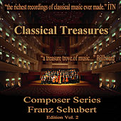 Classical Treasures Composer Series: Franz Schubert Edition, Vol. 2 by Various Artists