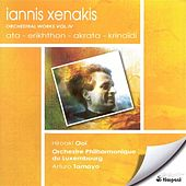 Xenakis, I.: Orchestral Works, Vol. 4 - Erikhthon / Ata / Akrata / Krinoidi by Various Artists